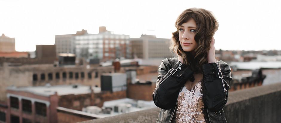 Toledo, OH Photographer | Downtown Toledo Shoot | Kelsey Elizabeth