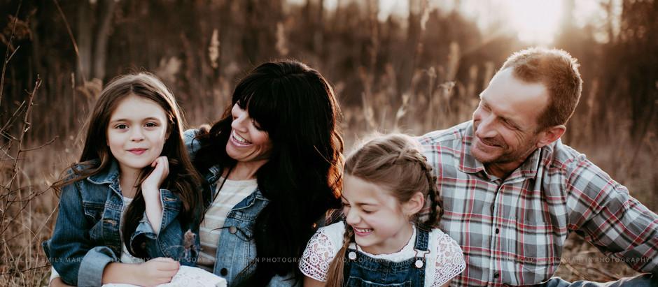 Rutledge | Michigan Family Session