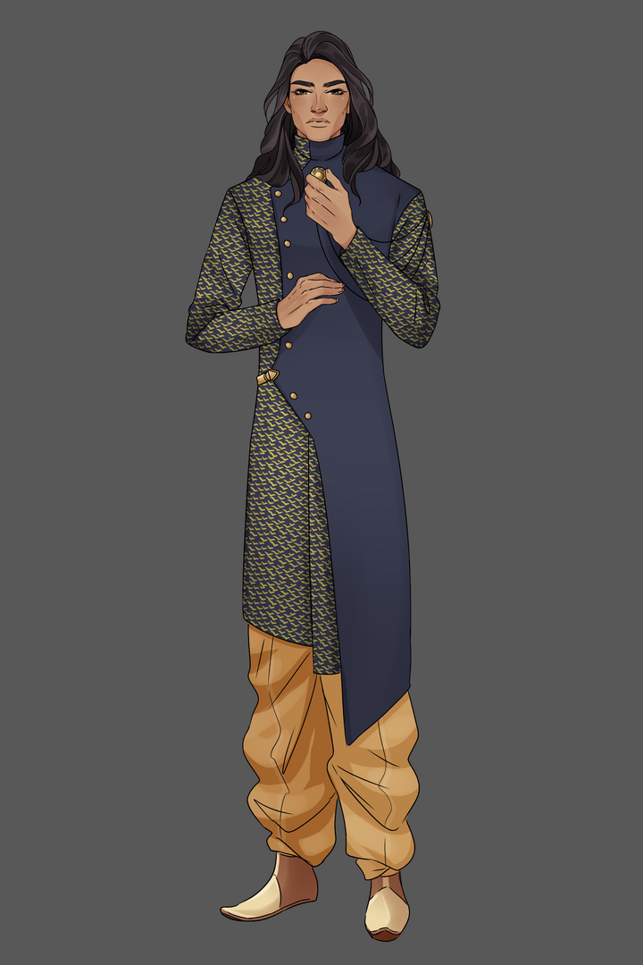 young prince concept