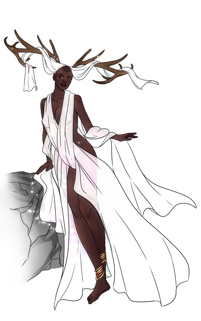 Goddess Mida