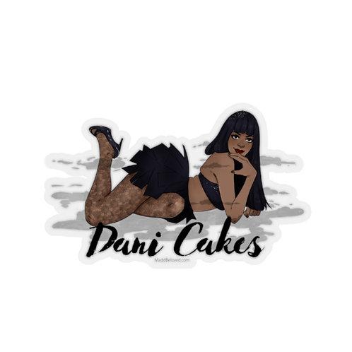 Dani Cakes Sticker