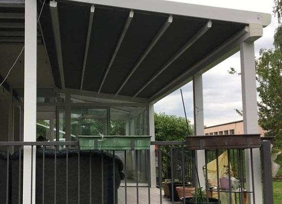 Açılır Işıklı Pergola 25 m² ' ye kadar