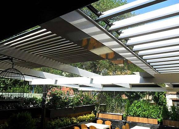 Rolling Roof Plus 400 cm x 1000 cm
