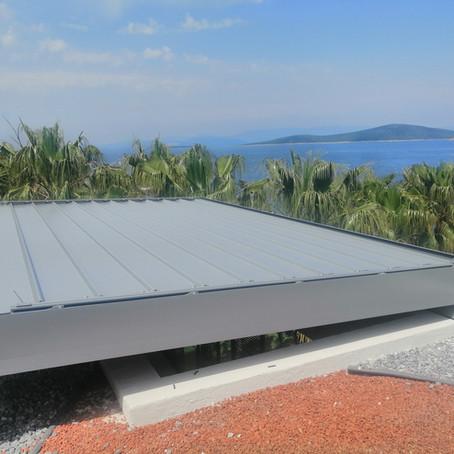 Rolling Roof Yeni Uygulamamız : Gündoğan - Bodrum - Muğla
