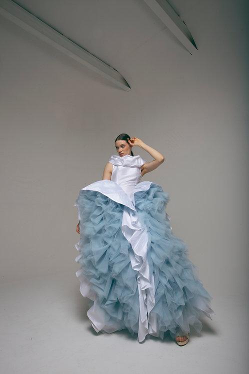 Bridal Rococo Gown