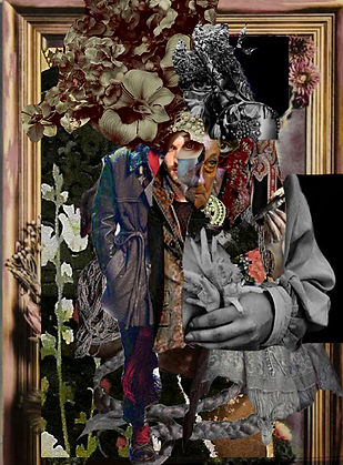 elizabeth brown collage