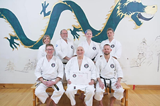 Karate Dojo Head Instructors