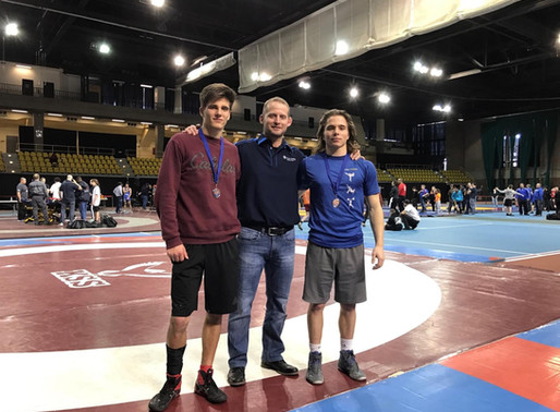 Silver at Montreal Open