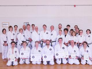 C.N.G.K. Black Belt Grading