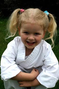 Emily Karate