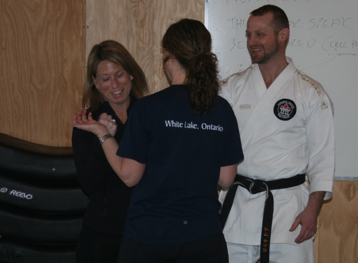 Martial Arts for Self-Defense