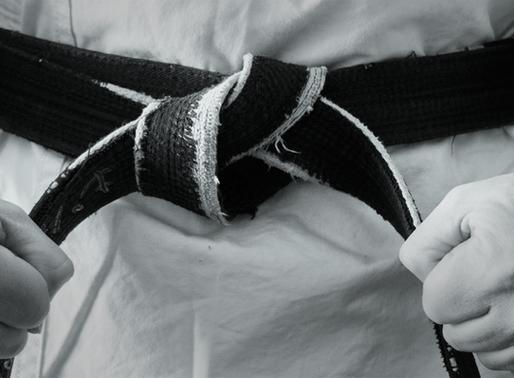 C.N.G.K. Black Belt Grading 2017