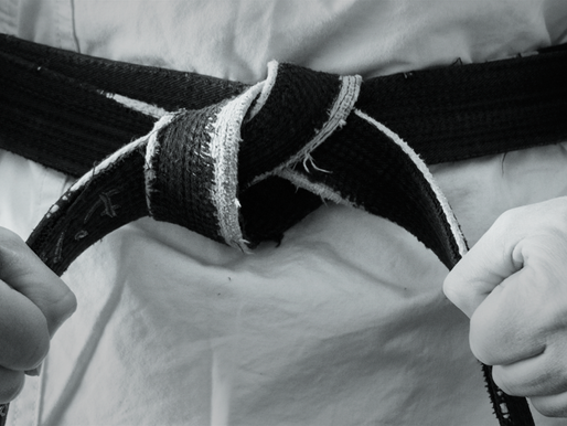 What Does a Black Belt Mean?