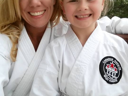 Martial Arts With My Daughter