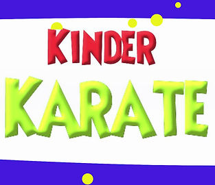 Kinder Karate Fitness & Focus and Movement Patterns