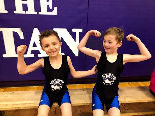 Tri-City Cubs Wrestling Team