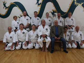 Arthur Karate Dojo Celebrates 20 Years!