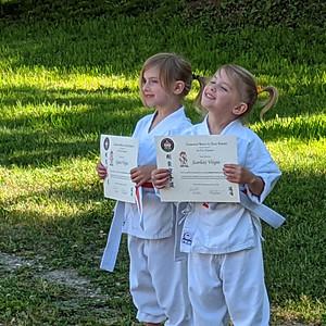 Belt Ceremony & Promotions 2020