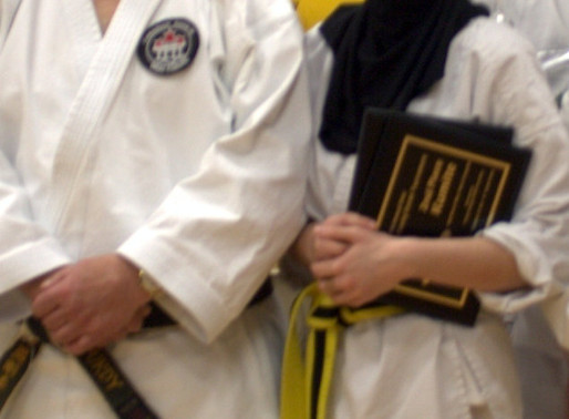 The Impact of my Martial Arts Class