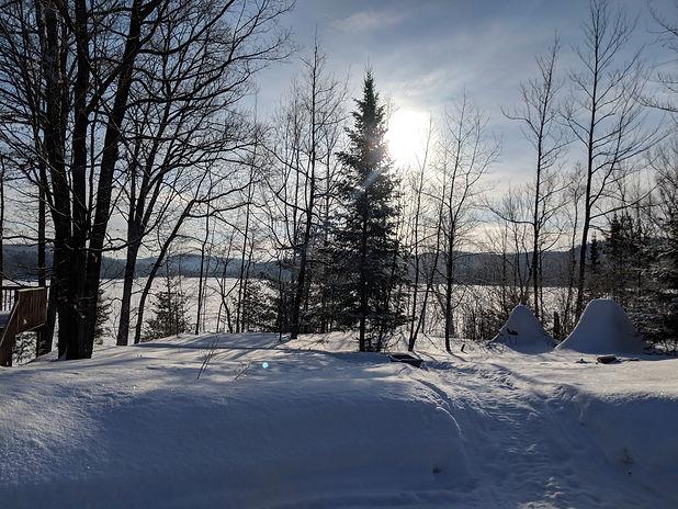 Sensei J Purdy Winter Lake Karate Retreat