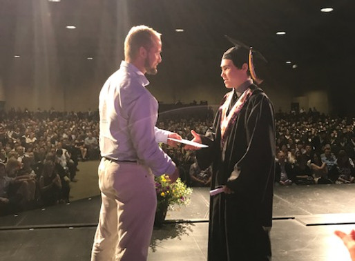 Tri-City Training Scholarship Award