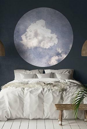 papier-peint-rond-ciel-nuages-o-130-cm (