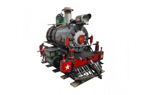 Train à vapeur - Décoratif