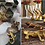 Thumbnail: Reptile & Grenouille en céramique