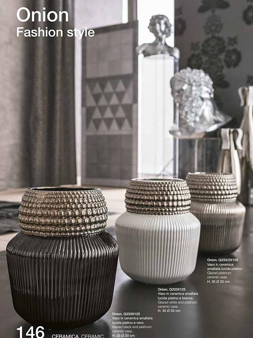 Vase céramique 350mm