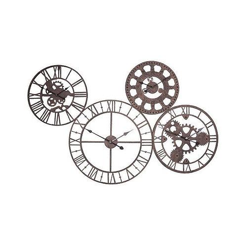 Pendule 4 cadrans