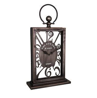 Horloge rectangulaire à poser