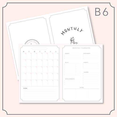 B6 TN - Monthly