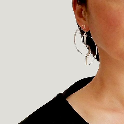 Curves Earrings