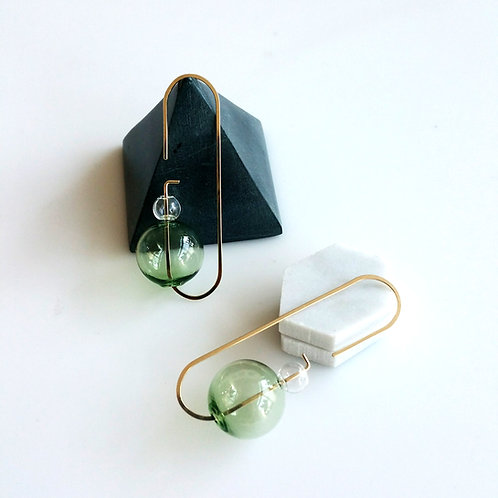 Loop Earrings No. 2