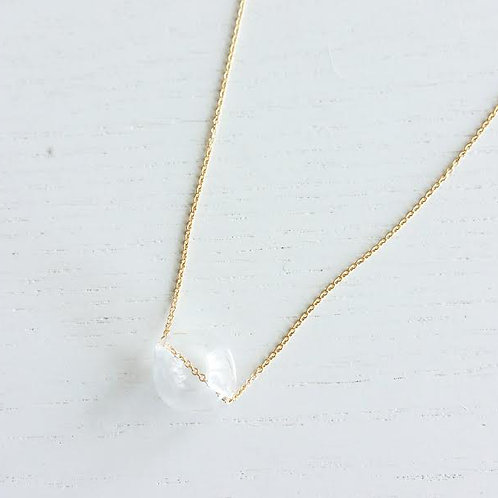 Single Bubble Necklace
