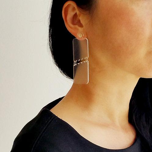 Reflect Earrings
