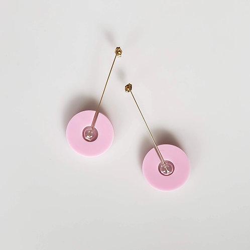 Orbit Earrings pk
