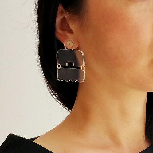Dome Earrings No. 2