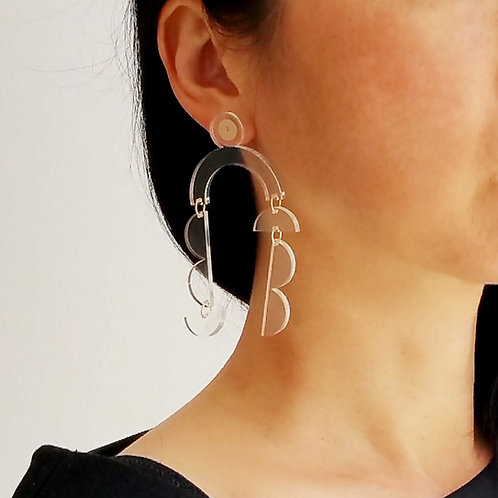 Chandelier Earrings No.1