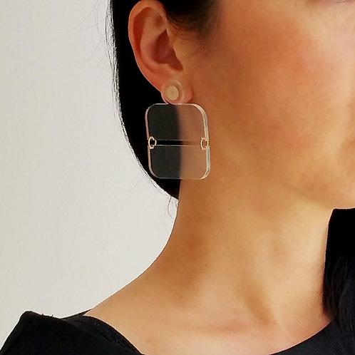 Split Earrings No. 2