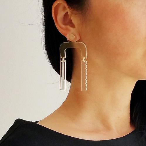 Chandelier Earrings No.2