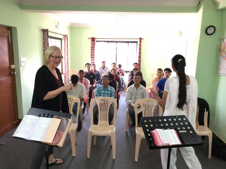 teaching Bible School