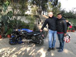 Pastor Lawrence & Pastor Prem