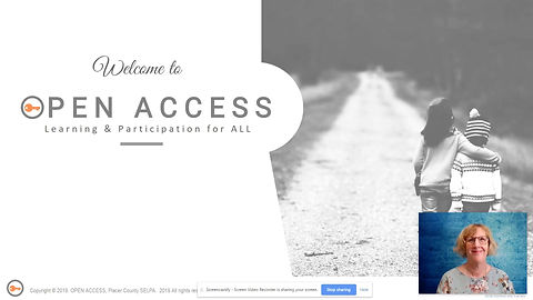 Video overview of the open access project