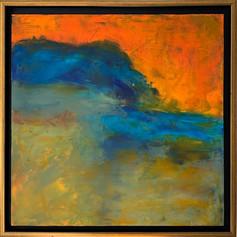 """Highland's Sunset"""