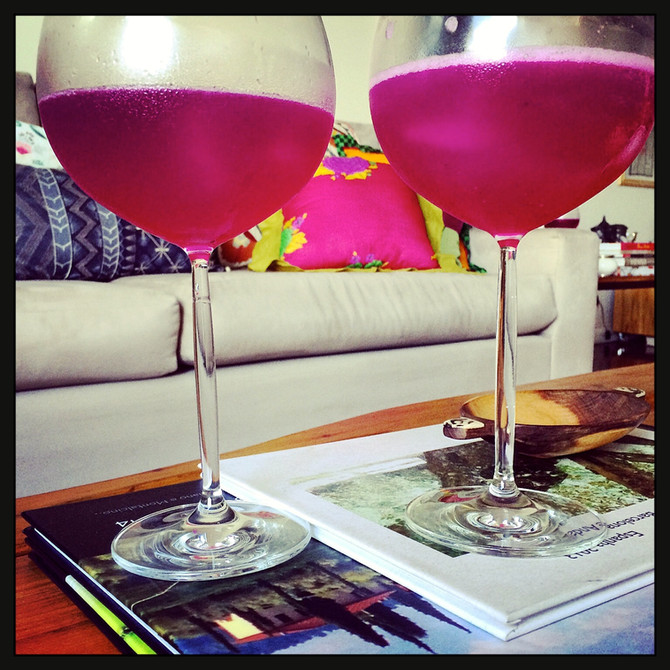 Drink Pink !
