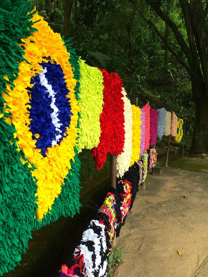 Cores na Serra de Petrópolis