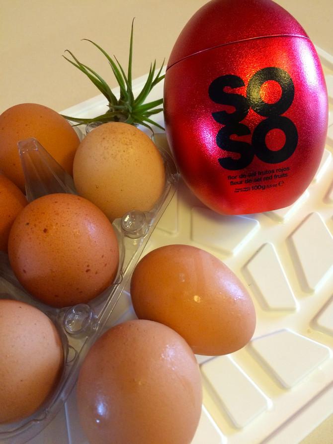 Ovos Poché ... hummmmmm