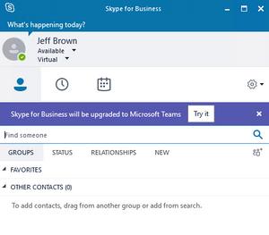 Skype for Business Server 2015 Cumulative Update Gives