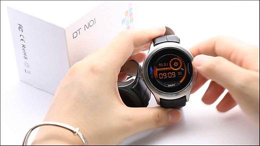Reloj Inteligente Android 3G - No1 D5+